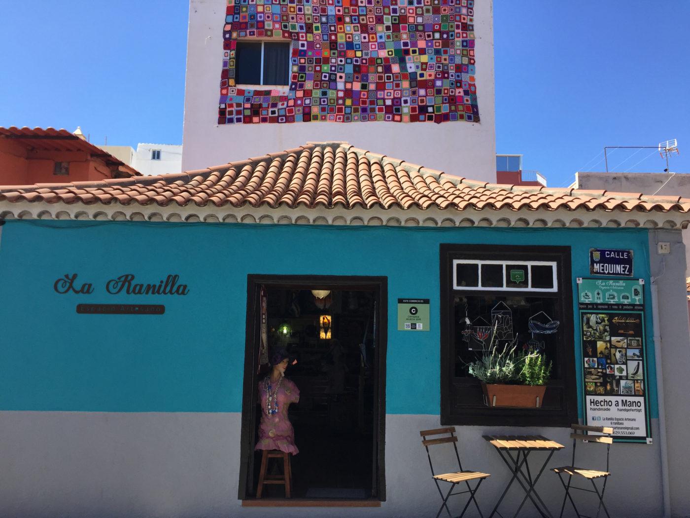 La Ranilla, Espacio Artesano