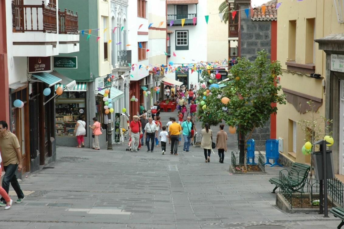 Street Market llegó al Puerto para quedarse