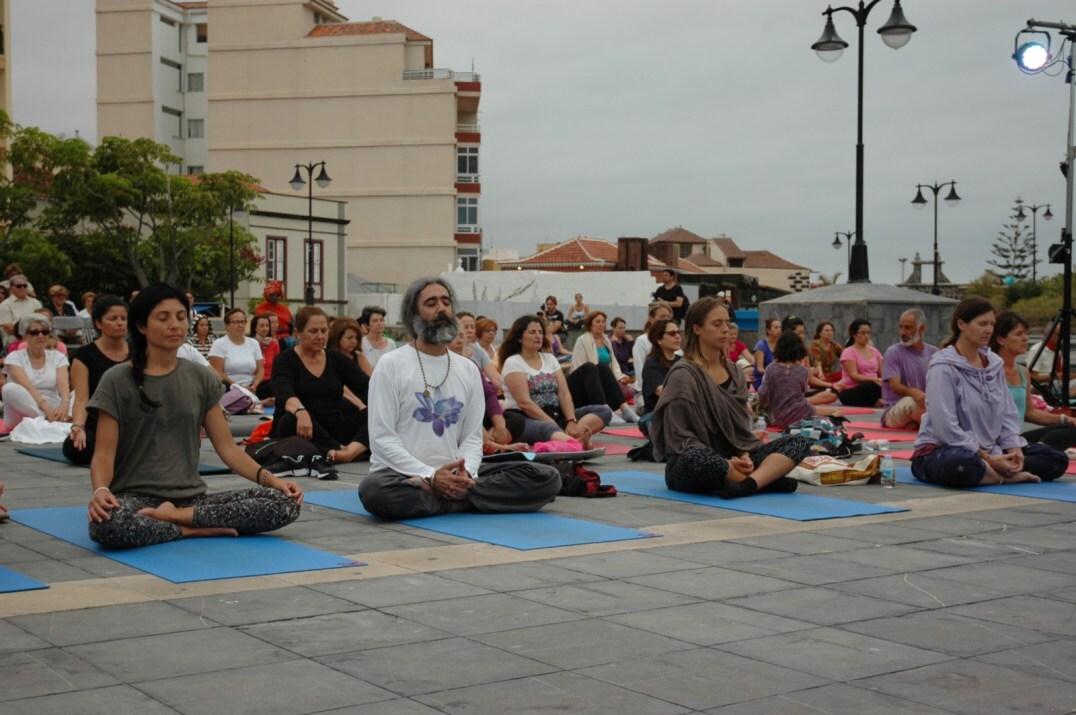 Una tarde de Yoga y Meditación