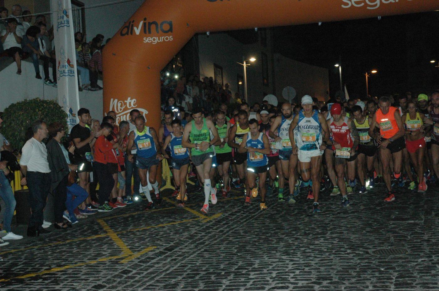 Media Maratón Nocturna Puerto de la Cruz