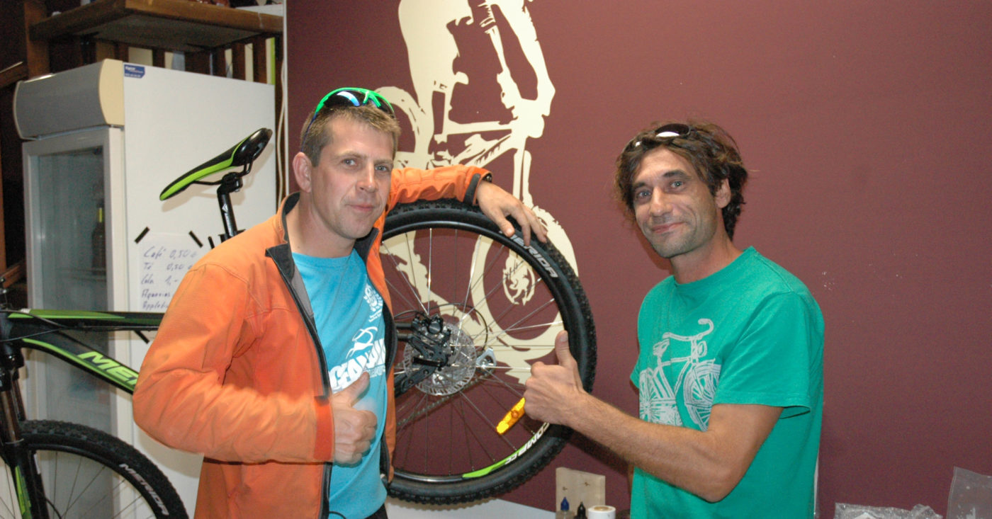 Bike Spirit, un nuevo punto de encuentro para ciclistas