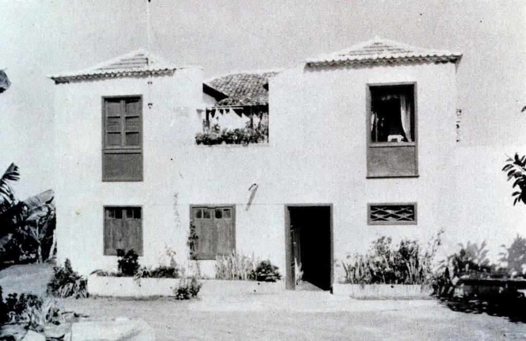 """La Casa Amarilla o """"Casa de los Machangos"""""""
