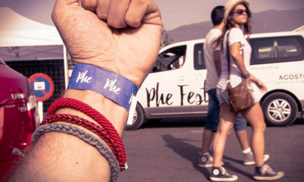 En agosto vuelve Phe Festival al Puerto de la Cruz