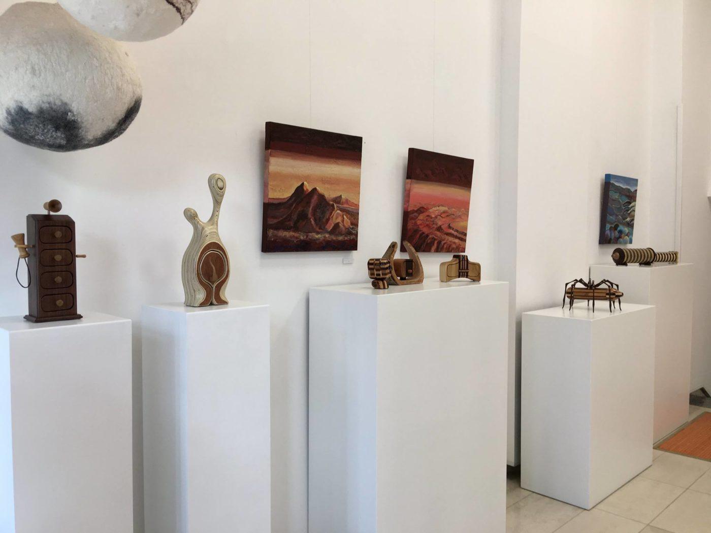 Doble ración de arte en La Ranilla Espacio Cultural