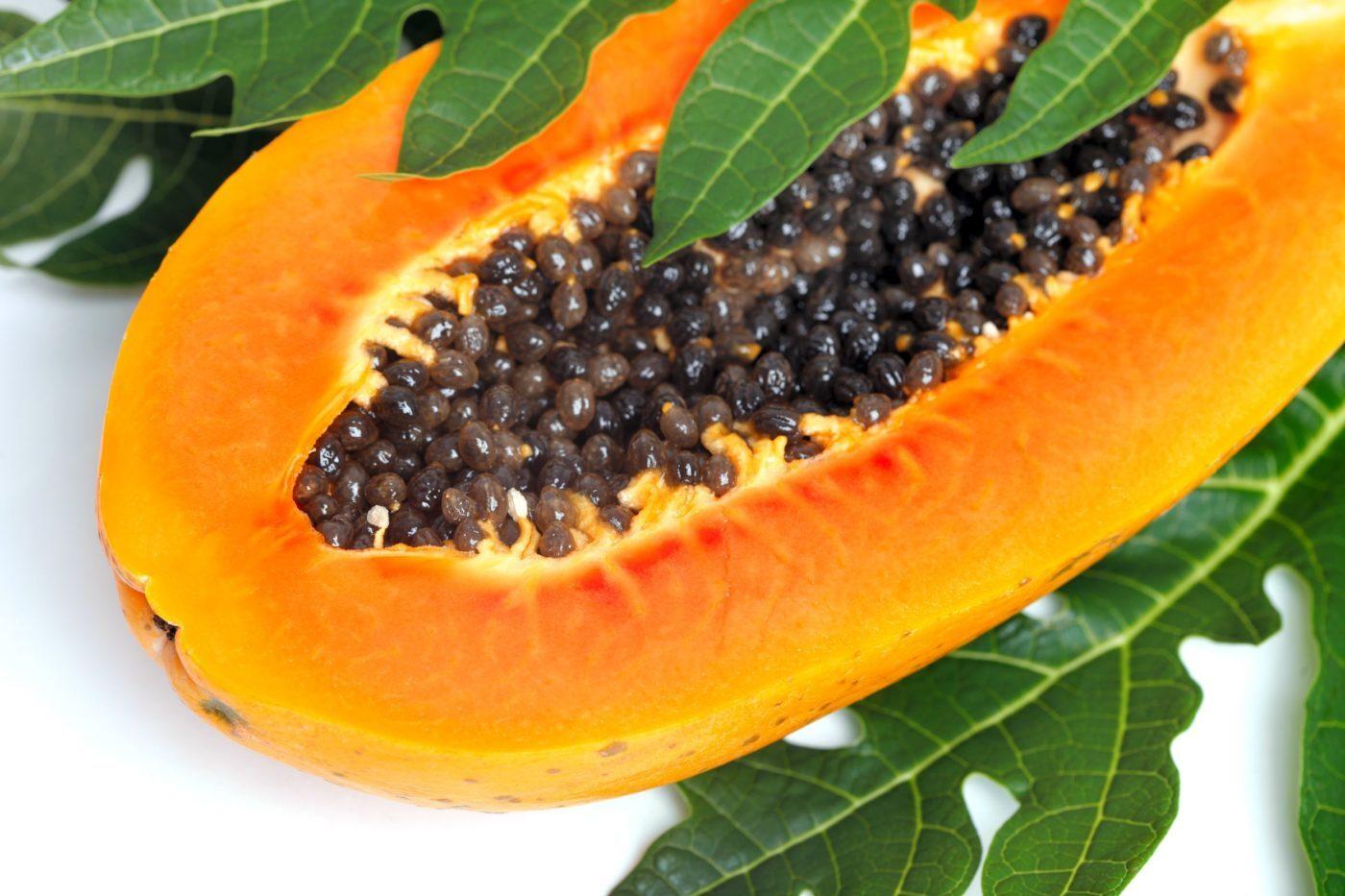 La mejor papaya del mundo se cultiva en Canarias