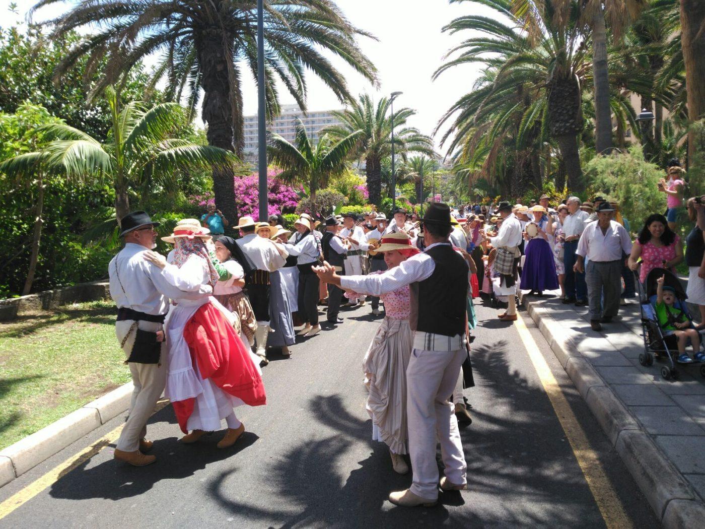 Las calles portuenses repletas de tradición con el Paseo Romero