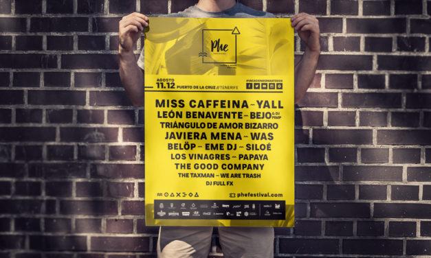 Todo listo para la segunda edición del Phe Festival en el Puerto de la Cruz