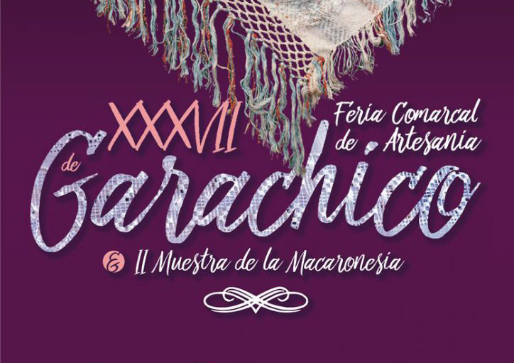 Todo listo para la Feria Comarcal de Artesanía de Garachico y la Muestra de la Macaronesia 2017