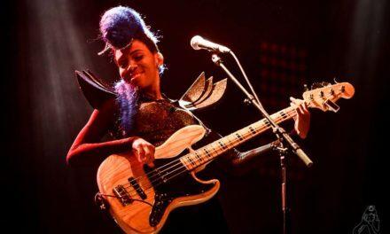 La bajista y cantante Nik West desplegará su potente 'funk-rock' en el Teatro Leal