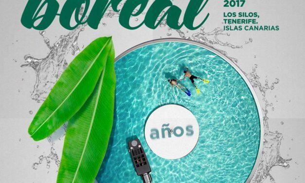 El Festival Boreal cumple diez años y los celebra con una edición muy especial