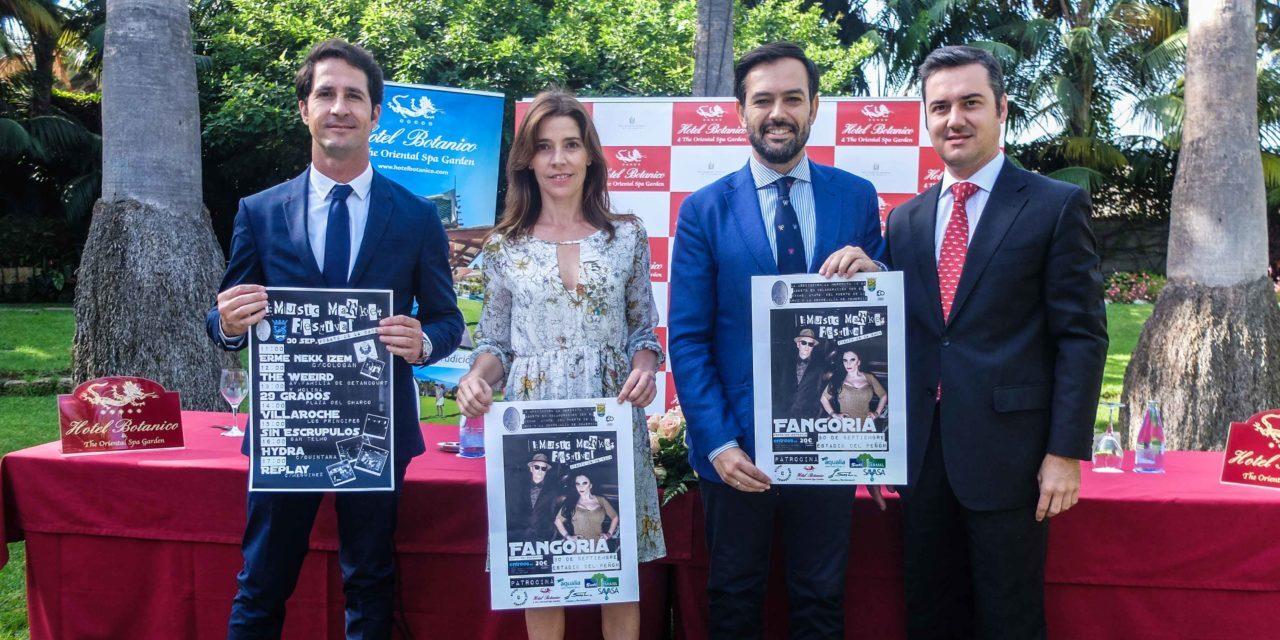 Music Market Festival trae la mejor música al Puerto de la Cruz