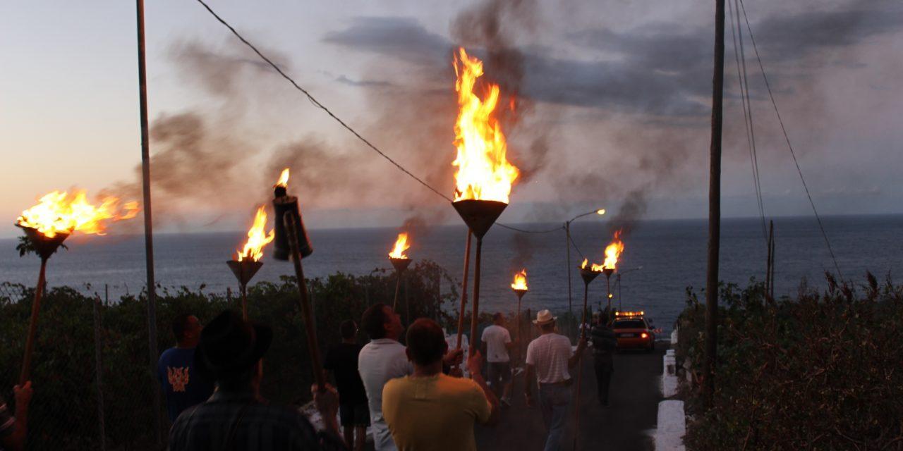 """La """"Fiesta del Humo"""" recuerda los festejos de La Rambla de principios del siglo XX"""