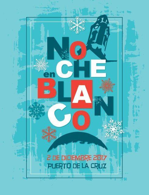 Puerto de la Cruz celebra su Noche en Blanco más navideña