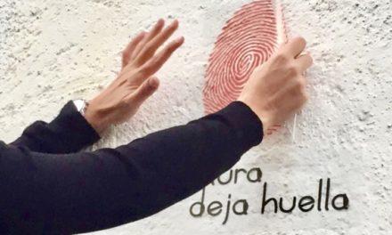 El LABORATORIO presenta la huella de la cultura, de Pedro Ruiz