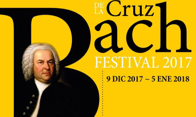 La Reyes Bartlet celebra la quinta edición del Puerto de la Cruz Bach Festival del 9 de diciembre al 5 de enero