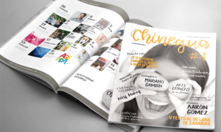 Ya está disponible la 1ra. edición de la Revista Chinegua en digital