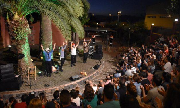 Teatreando despliega en Santa Úrsula ocho propuestas escénicas